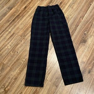 PAC SUN/JOHN GALT Plaid Pants